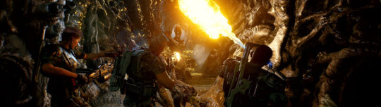 Aliens: Fireteam is a new co-op shooter coming to consoles and PC this summer