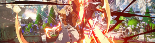 Guilty Gear Strive October update will include changes to mechanics