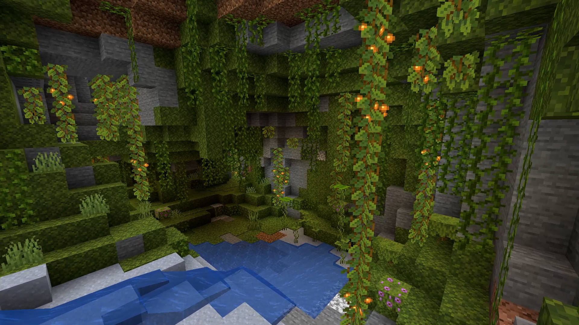 Minecraft's Caves & Cliffs update being broken up into two expansions | EGM