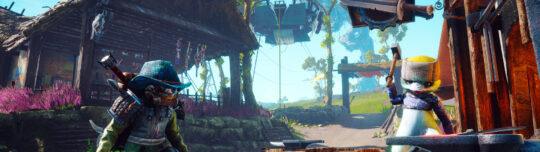 Biomutant update increases level cap, makes changes to loot
