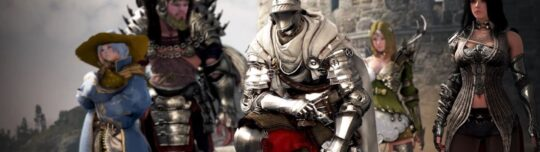 Black Desert is getting a PS5 and Xbox Series X/S upgrade