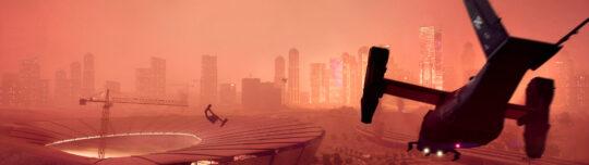 DICE reveals when it's revealing Battlefield 2042's Hazard Zone