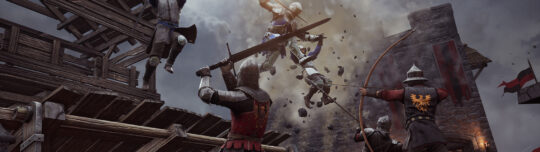 Chivalry II (console version) review