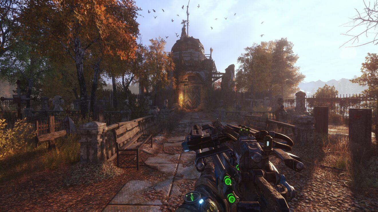 Metro Exodus PS5 and Xbox Series X/S upgrade is now live | EGM