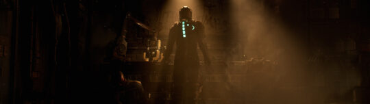 Dead Space reboot confirmed with a haunting teaser trailer
