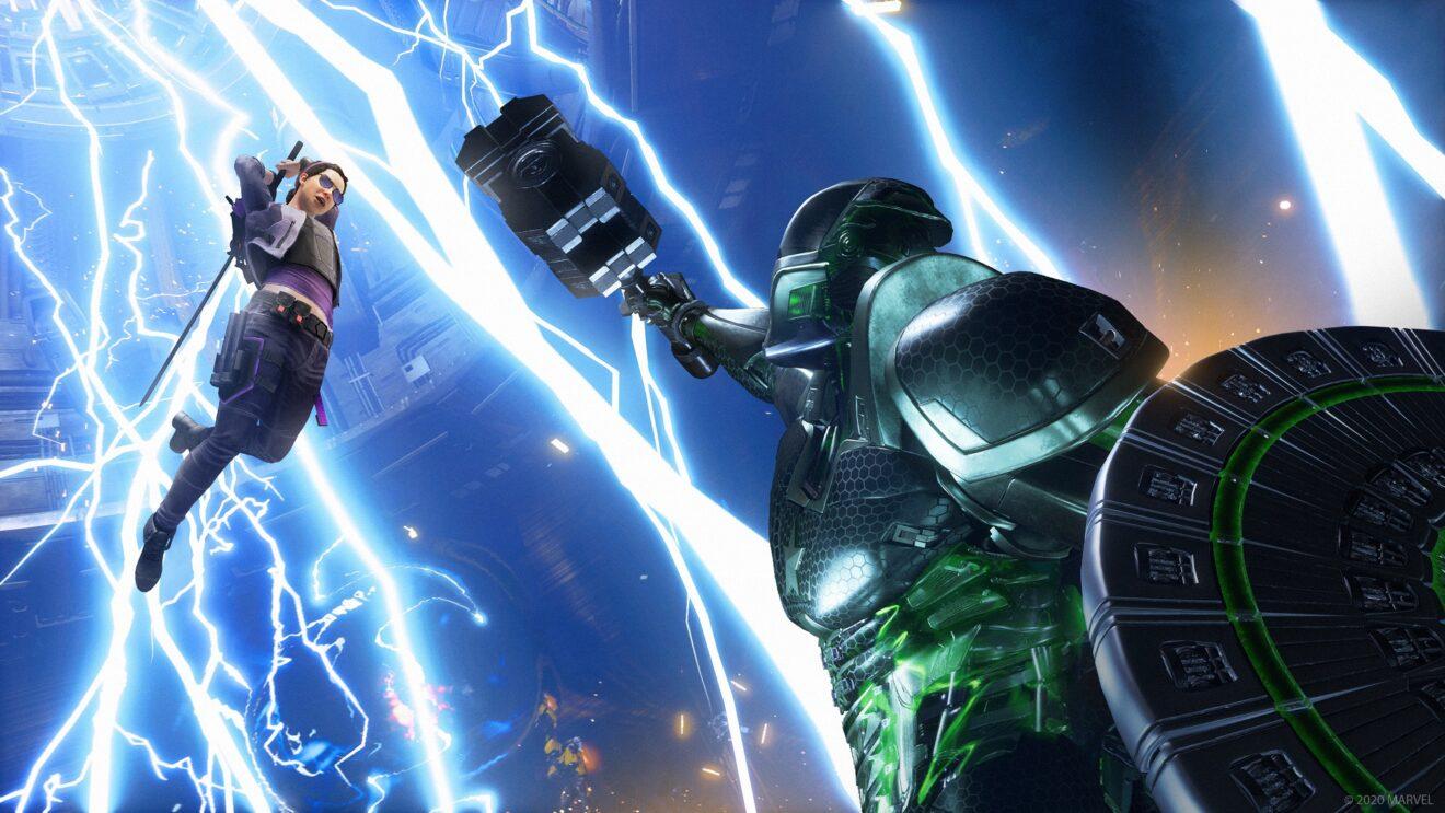 Marvel's Avengers gets first Omega Level Threat and multiplayer Mega Hives | EGM