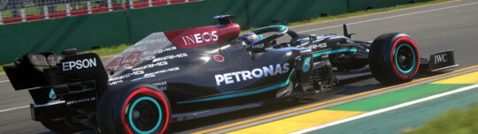F1 2021 free trial now available on PlayStation and Xbox